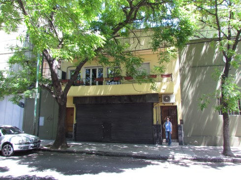 Our Buenos Aires apartment