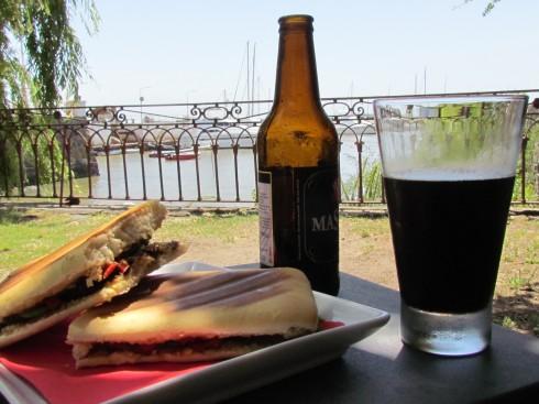 "Lunch and View at ""Lentas Maravillas"""