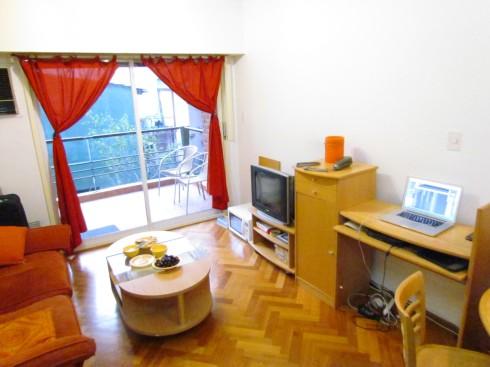 Buenos Aires Apartment in Las Cañitas
