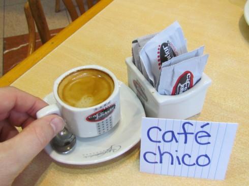 Café Chico in Buenos Aires