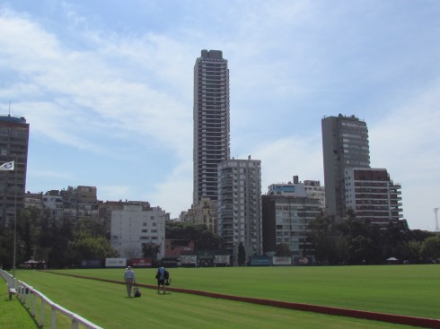polo field stadium palermo buenos aires