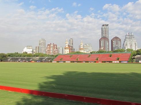 polo field bueno aires