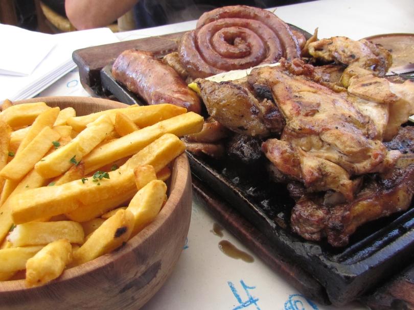 Meat - Las Cholas - Parrilla Completa - Buenos Aires