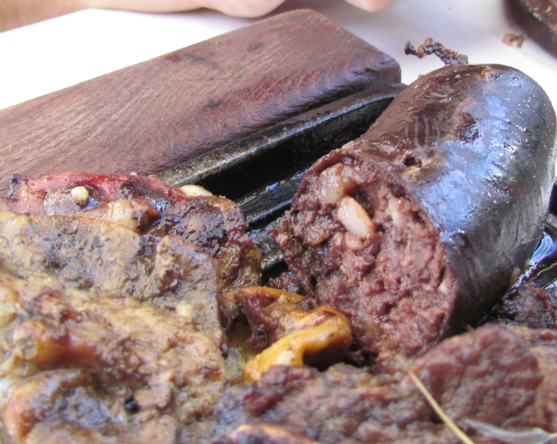 Meat - Morcilla (Blood Sausage) - Las Cholas