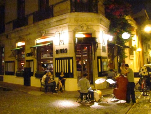 Cafe Rivas Jazz Trio
