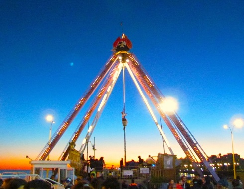 Los Juegos de Parque Rodó - Montevideo, Uruguay